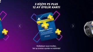 Are you Player? PS4 ödüllü kampanya