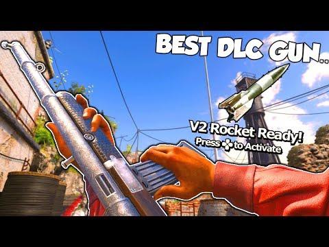 BEST DLC GUN in Call of Duty WW2! - (HEROIC VOLK GOAT II) - V2 ROCKET w/ 72 KILLSTREAK in COD WW2! thumbnail