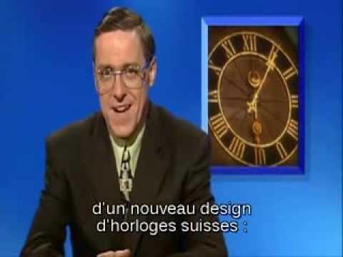 Alas Smith and Jones - Swiss News VOSTFR (Le JT suisse)