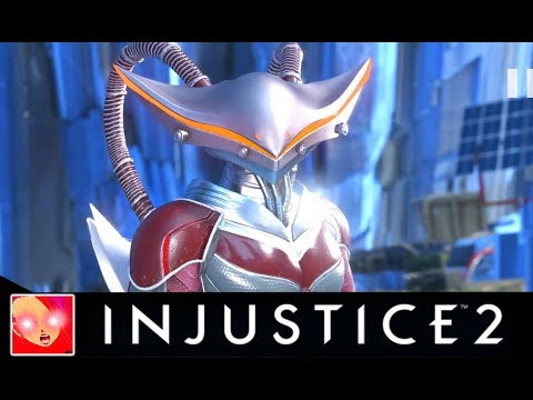 Thumbnail: Injustice 2 - All Black Manta Savage Intro Dialogues