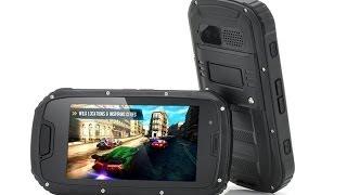видео Обзор защищенного планшетофона J4