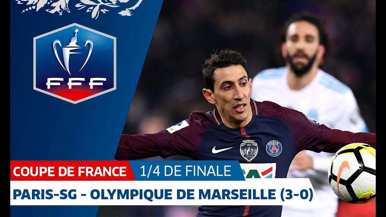 Coupe de france quarts de finale paris sg olympique de - Quarts de finale coupe de france ...