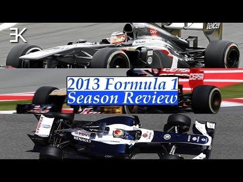 2013 Formula 1 Season Review: Sauber, Toro Rosso and Williams