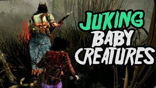 Juking baby creatures - Gameplays