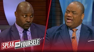 Whitlock and Wiley disagree on Patriots being the most trustworthy in AFC | NFL | SPEAK FOR YOURSELF