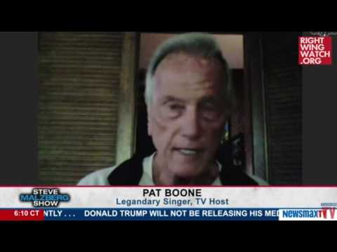 RWW News: Pat Boone: War On Christmas Causing God To Reject America