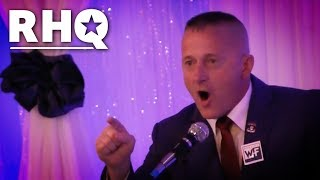 Richard Ojeda's FIERY Concession Speech