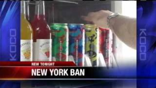 NY To Ban Four Loko Drink
