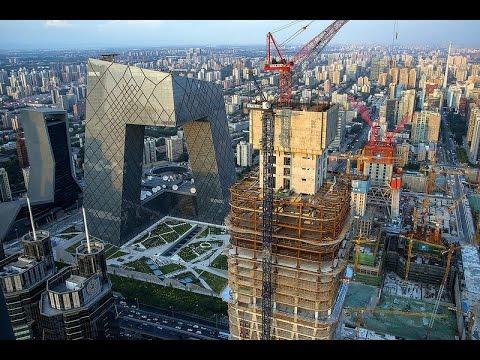 CITIC Plaza- Zhongguo Zun- Beijing's 528m