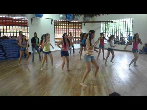 Coreografia mix - Universidad de córdoba Videos De Viajes