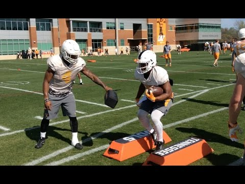 Tennessee Spring Practice | 4/4/17