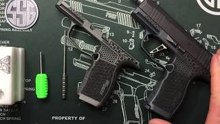 Sig Sauer P365 Grip Module Replacement