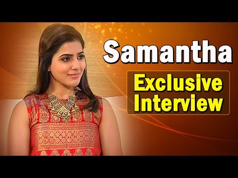 Special Interview With Actress Samantha & Dr.Manjula Anagani || Vanitha TV 8th Anniversary Special