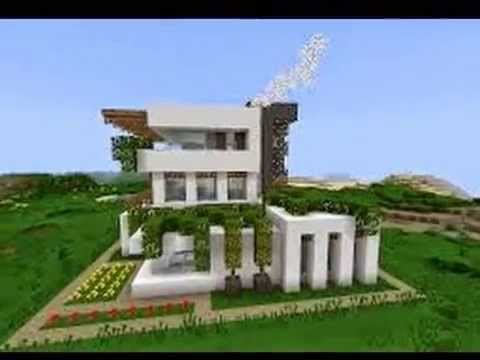 Case Moderne Minecraft : Casa de lux minecraft funnydog tv