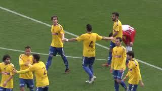 Almería B 2-2 Talavera de la Reina (20-01-19)