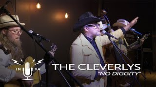 "The Cleverlys - ""No Diggity"" - Radio Bristol Sessions"