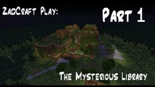 The Mysterious Library: Part 1 - Ovoviviparous