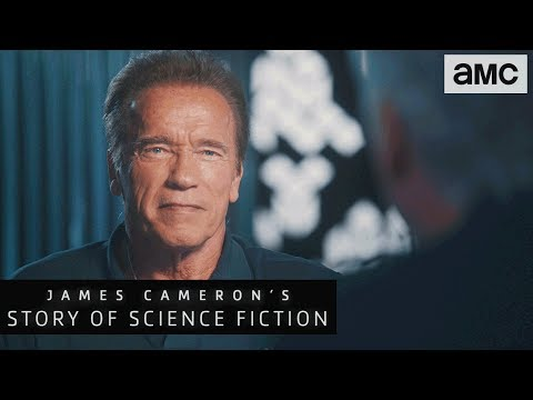 Arnold Schwarzenegger on the Intelligence of AI  James Cameron's Story of Science Fiction