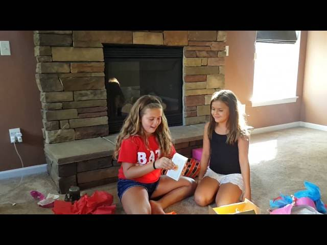 Iphone surprise 9 years old!  Google photos commercial video.. Christmas 2016, Happier holidays....