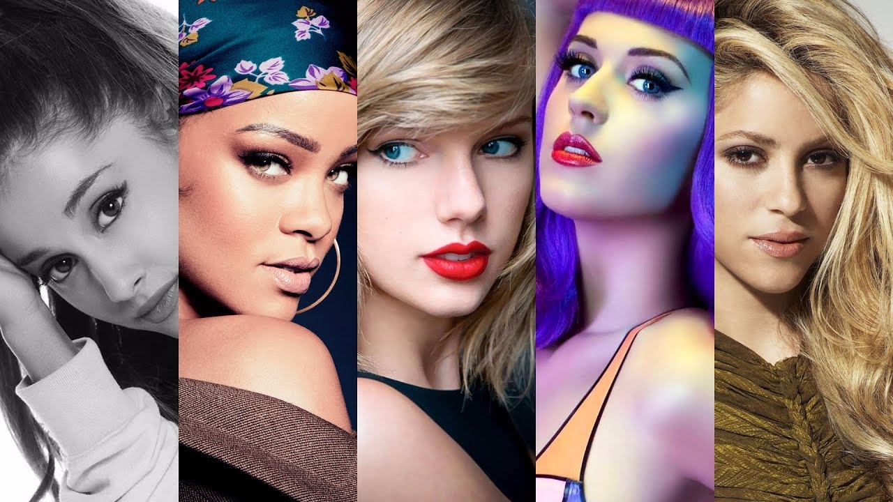 Top 10 Most Subscribed Female Singers On Youtube - Youtube