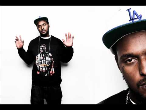Schoolboy Q ft. Kendrick Lamar - Blessed (Obey City edit)