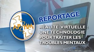 Réalité virtuelle : une technologie pour traiter les troubles mentaux