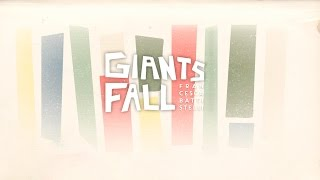 Repeat youtube video Francesca Battistelli- Giants Fall (Official Lyric Video)