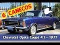 Chevrolet Opala 1977 #Caroneiros 14