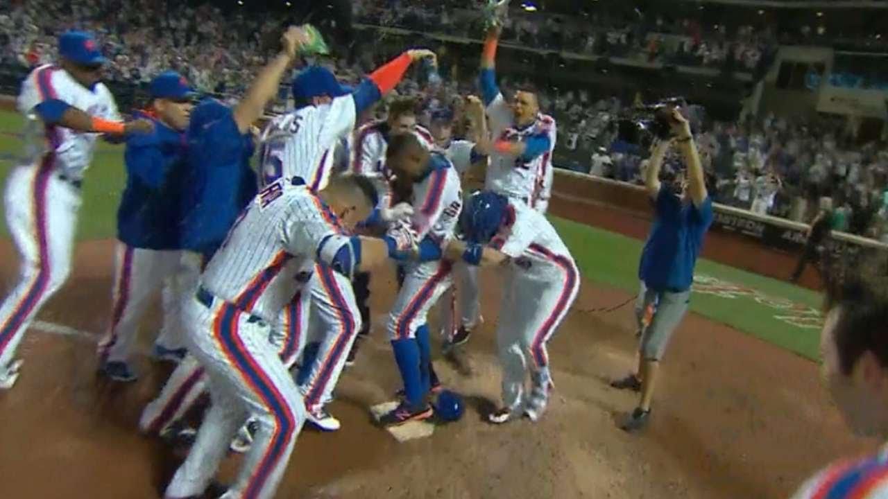 Dodgers make deal for Mets OF Curtis Granderson