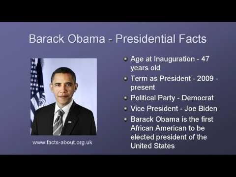President Barack Obama Biography