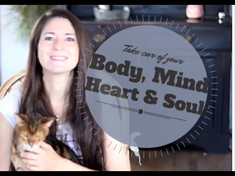 Always take care of your BODY,  MIND, HEART & SOUL (Motivational Talk)