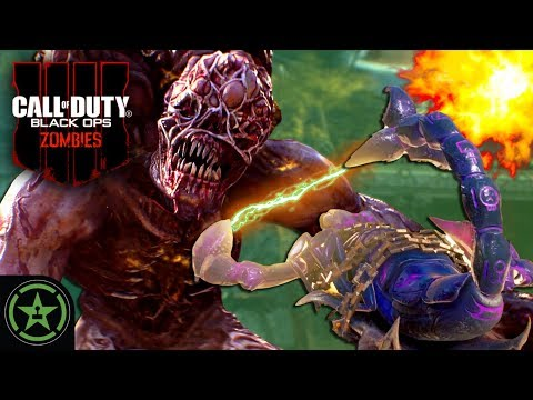 The Scorpion Gun - Call of Duty: Black Ops 4 - Zombies IX   Let's Play