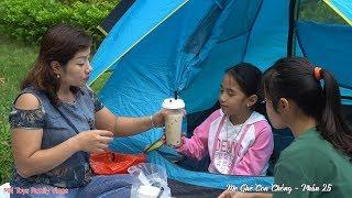 Mẹ Ghẻ Con Chồng Phần 25 - Cốc Trà Sữa Trân Châu Đường Đen - MN Toys Family Vlogs