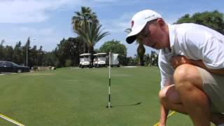 Short Putts - AimPoint Express