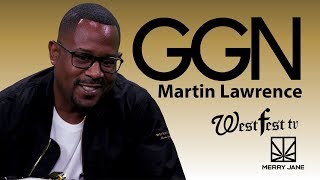 Martin Lawrence Discusses the Legacy of
