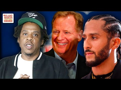 Roland, Jemele Hill, Mark Thompson Deconstruct The NFL/Jay-Z Deal + What  Does This Mean For Kap?