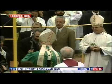 """""""Il sorriso di Karol"""" - Documentario su Giovanni Paolo II"""