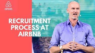 Gambar cover Hiring Process at AirBnB