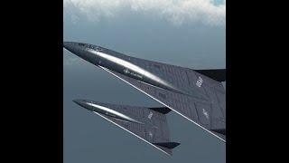 Jean-Pierre PETIT : l'avion secret Aurora et le système MHD du B2 en action.