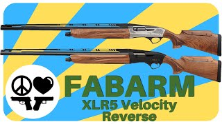 Fabarm Xlr5 Velocity Reverse 12ga -  Pretty Smooth For Bb Thrower