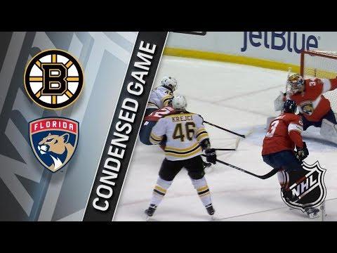 Boston Bruins vs Florida Panthers March 15, 2018 HIGHLIGHTS HD