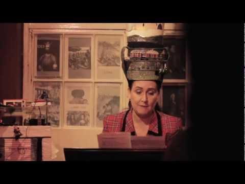 Jane Bom Bane and her Mechanical Hats