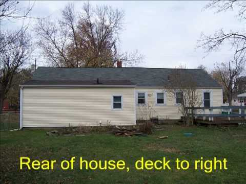 House For Sale Middletown Ohio Youtube
