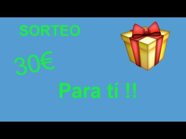 🔥SORTEO en el Canal RULETA EUROPEA , 30€ para tí !!  🎁