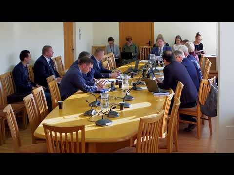 2019-10-23 Švietimo ir mokslo komiteto posėdis
