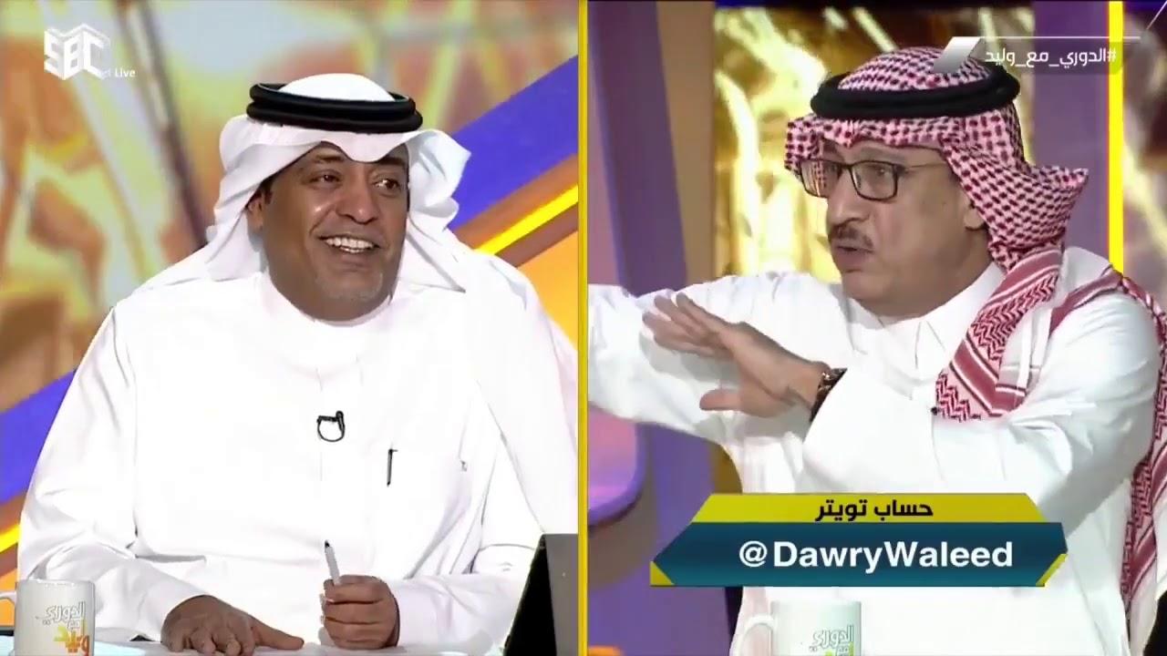 جمال عارف: مين باقي ما فاز على #الاتحاد.. جاءت على #الاهلي.