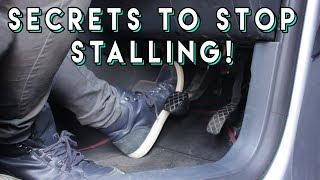 How to Not Stall a Manual Car - Clutch Control Tips and Tricks