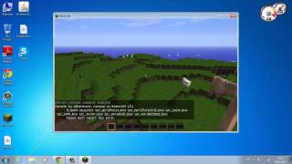 Minecraft SingPlayer World Edit KURULUMU TÜRKÇE