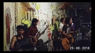 Download Mp3 Dinda Dimana - Katon Bagaskara Cover Bing Band