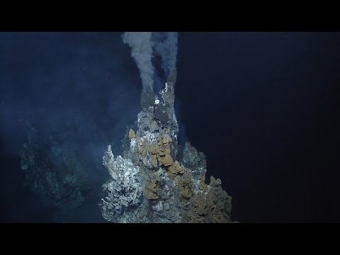 Giant Black Smoker Hydrothermal Vent | Nautilus Live